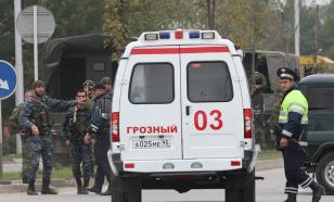 При перестрелке в Грозном погибли два силовика