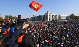 В Киргизии оценили поддержку России во время протестов