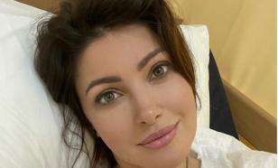 Анастасия Макеева попала в больницу в тревожном состоянии