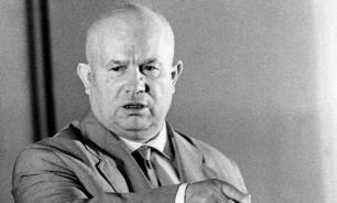 Хрущев влез на пьедестал за счет Крыма