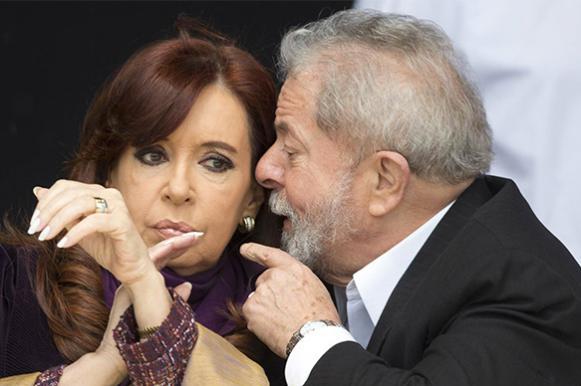 """США  """"приватизировали""""  Аргентину и Бразилию"""