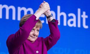 Меркель избрана на четвертый срок подряд
