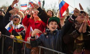 За шесть лет в России в Крыму изменилась реальность