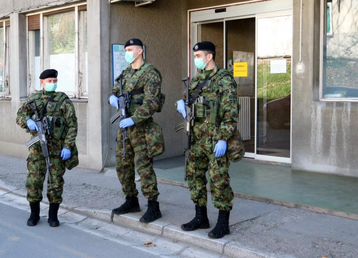 Кто стоит за протестами в Белграде?