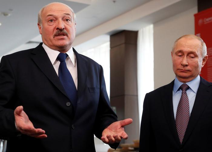 Снова в Сочи: о чём поговорят Путин и Лукашенко