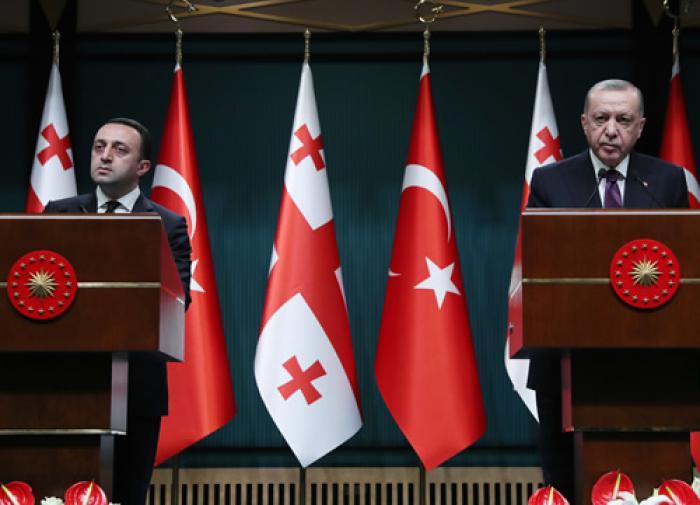 Турция относится к Грузии как к колонии