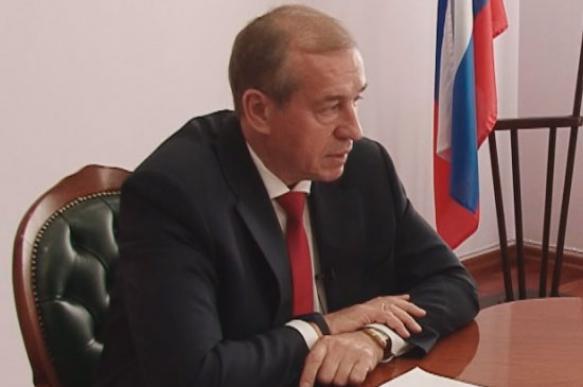 Губернатор Иркутской области выписан из больницы