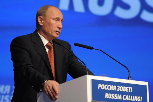 Российский президент обозначил основную причину распада СССР