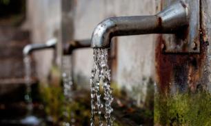 В Рязани произошло массовое отключение холодной воды