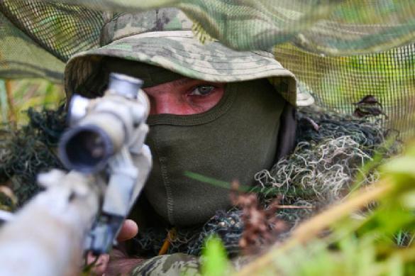 В Забайкалье на мишенном поле проводятся снайперские дуэли