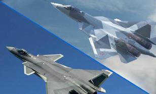 Китай создает симбиоз Су-57 и J-20