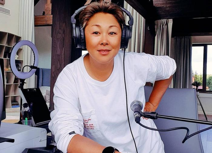 Анита Цой не желает, чтобы её сын взял в жёны актрису
