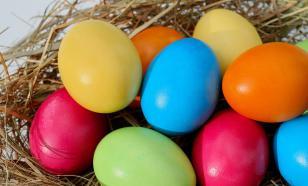 Пасхальными яйцами можно отравиться, если их неправильно покрасить