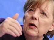 Меркель обещает поставить на Украину бронежилеты, полевые лазареты и медицинское оборудование