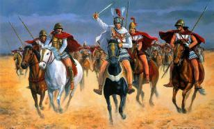 Александр против Дария. Сражение при Гавгамелах