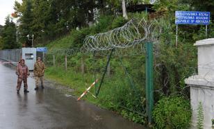 """Абхазия """"приоткрыла"""" границу с Грузией"""