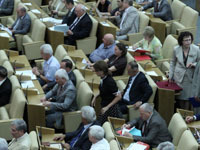 Помощник депутата пытался продать место в Госдуме.