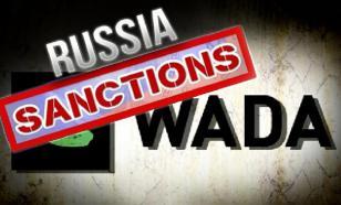 В США раскритиковали санкции WADA в отношении России