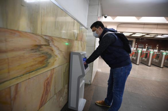 Больше 90% пассажиров московского метро надели маски