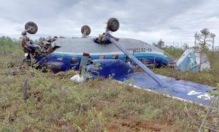 МЧС успешно провело миссию по спасению людей с самолёта Ан-28