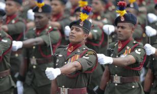 В Северо-Западной провинции Шри-Ланки ввели комендантский час