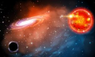 Астрономы впервые увидели,  как черная дыра поглощает звезду