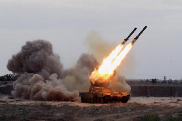 Глава иракских боевиков пообещал отомстить США за авиаудары
