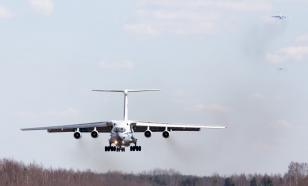 В Уфу прилетел самолет из Башкирии