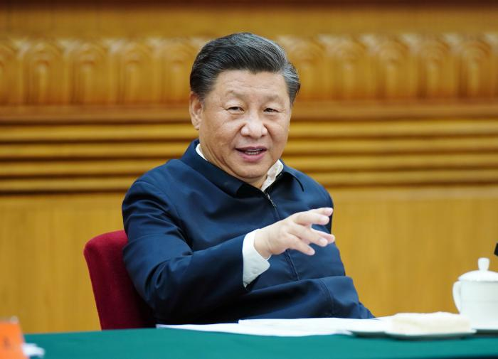 Си Цзиньпин - китайским морпехам: готовьтесь к войне