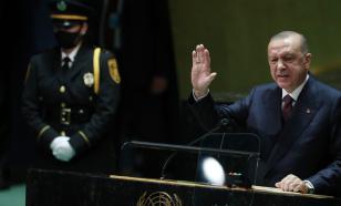 """Эрдоган может признать Крым взамен на """"Новую османскую империю"""""""