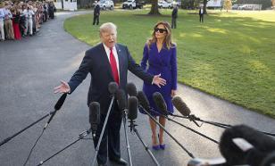 Трамп рассказал правду об отношениях с женой