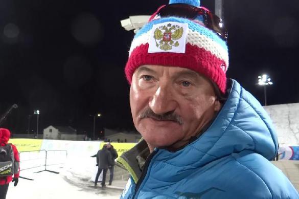 В сборной России по биатлону не боятся коронавируса