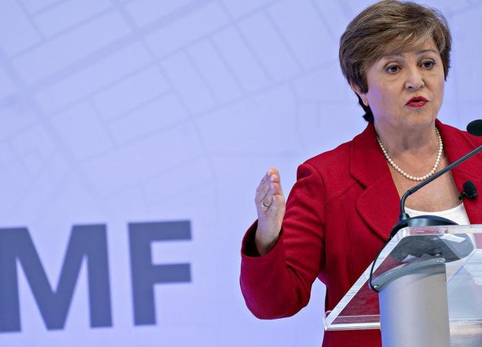 """МВФ: пандемия оставит """"постоянные шрамы"""" на мировой экономике"""