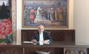 Президент Афганистана Ашраф Гани бежал из страны