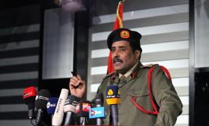 Хафтар приветствовал инициативу России о прекращении огня в Ливии