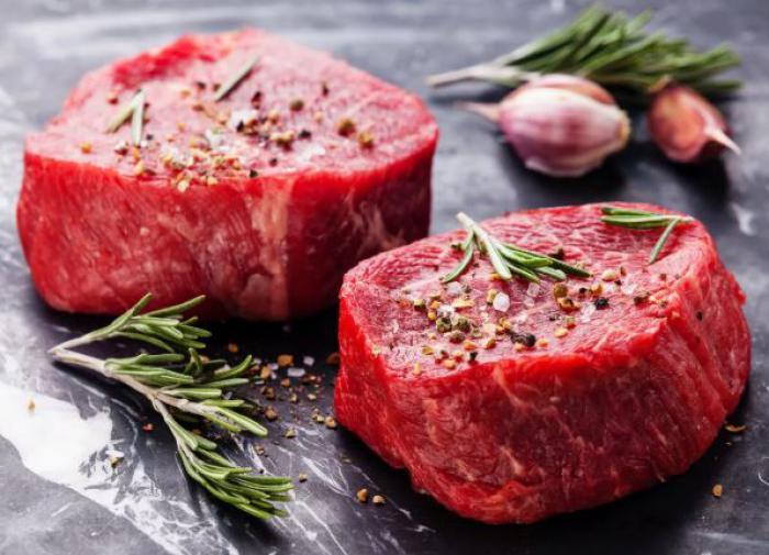 Употребление красного мяса сокращает продолжительность жизни мужчин