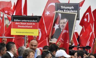 Кельн голосует за Эрдогана