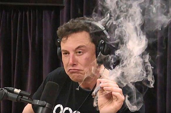 Основатель SpaceX выпустил первую рэп-композицию
