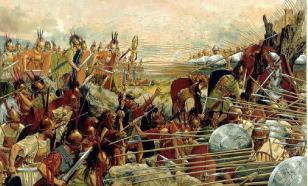 Римляне не сдаются. Битва при Пидне
