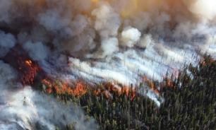 В Забайкалье ликвидировали два крупных лесных пожара