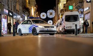 Акция протеста в Брюсселе переросла в беспорядки