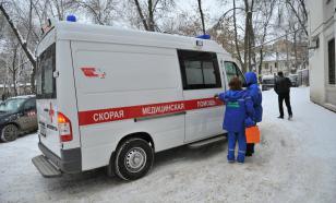 В Москве обрушилась крыша склада. Погиб один человек