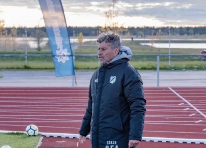 История тренера-педофила: как Жетулио Фредо потерял работу в Эстонии