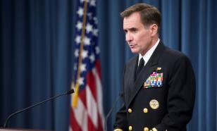"""Пентагон назвал проход кораблей через Чёрное море """"рутинной операцией"""""""