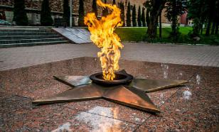 """""""Газпром"""" готов бесплатно подавать газ для Вечного огня"""