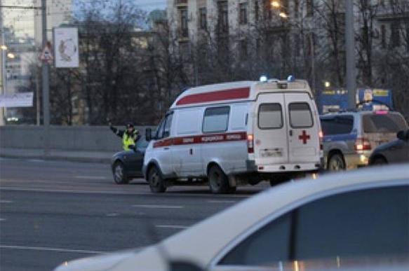 """В Иркутске неизвестные избили бригаду """"скорой помощи"""""""