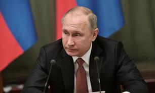 Путин проиндексировал зарплату себе и Медведеву
