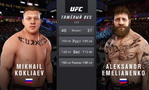 Емельяненко и Кокляев получили боксерские лицензии