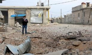 Турецкое ИА опубликовало видеозапись ударов по сирийским военным