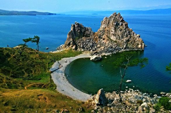 На берегу Байкала в Бурятии строят гостевой комплекс